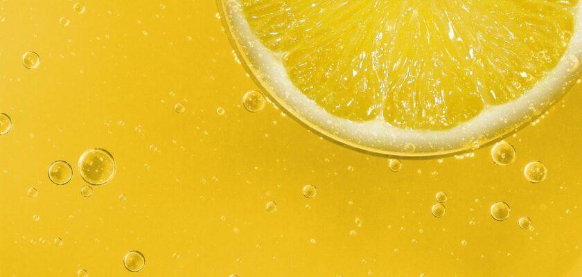 osvěžovač citrón