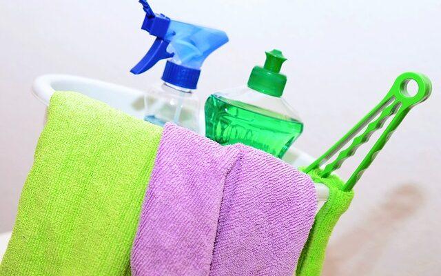 Netoxická domácnost a úklid
