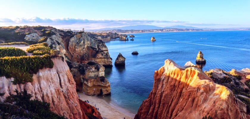 Portugalsko útesy