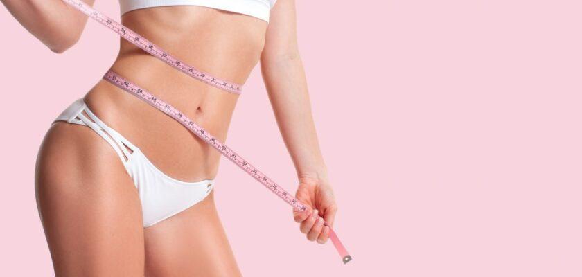 jak zhubnout štíhlý pas